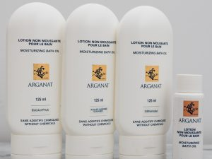 Lotion non moussante pour le bain - Non foaming bath lotion